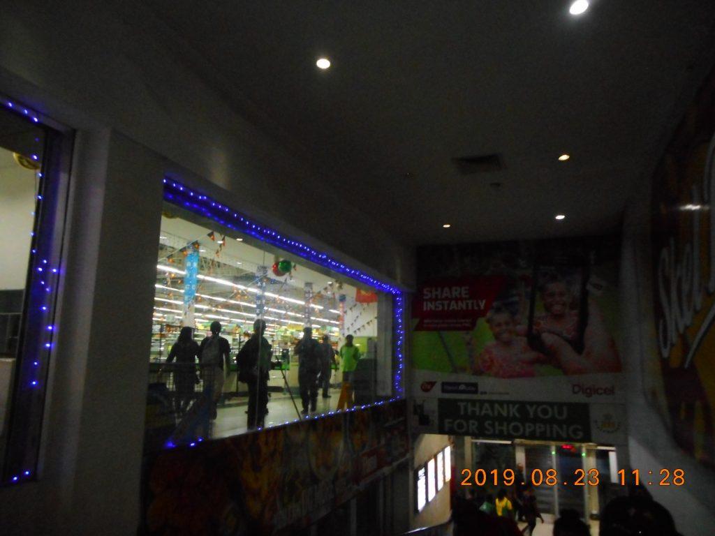 パプアニューギニア6日目:ショッピング
