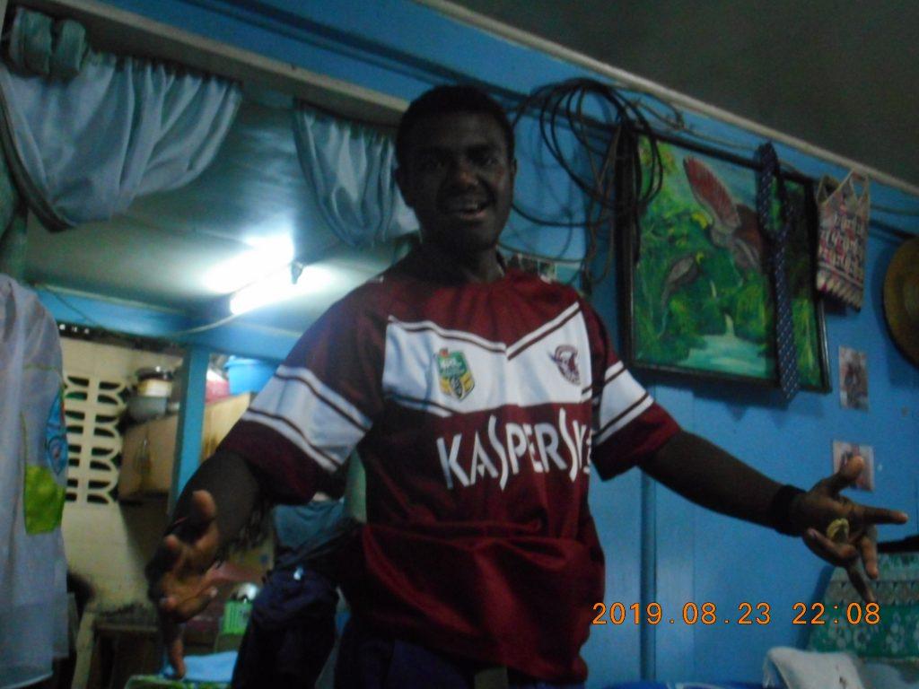 パプアニューギニア6日目:最後の夜