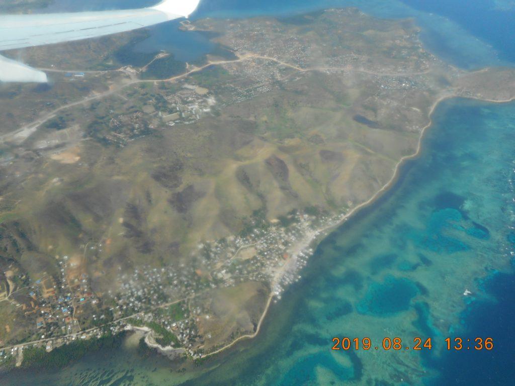パプアニューギニア7日目: ポートモレスビー・ジャクソン国際空港