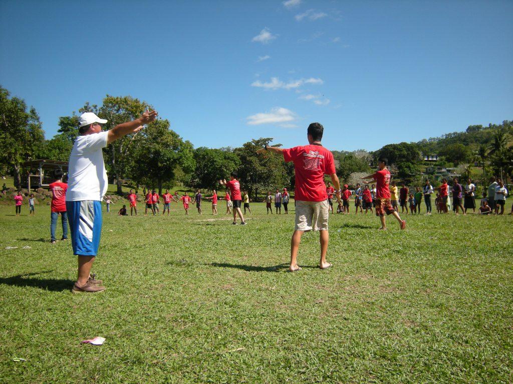 パプアニューギニア5日目:炭坑節