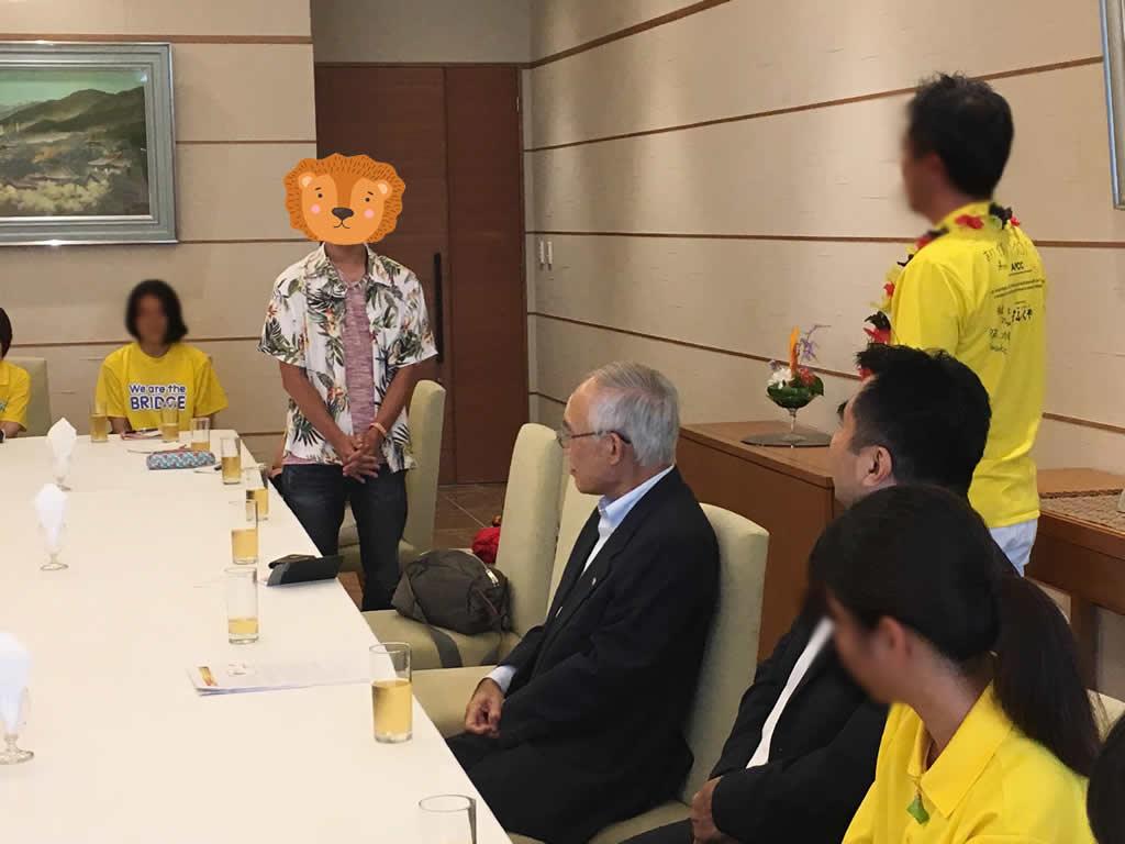 パプアニューギニア6日目: 在パプアニューギニア日本国大使館