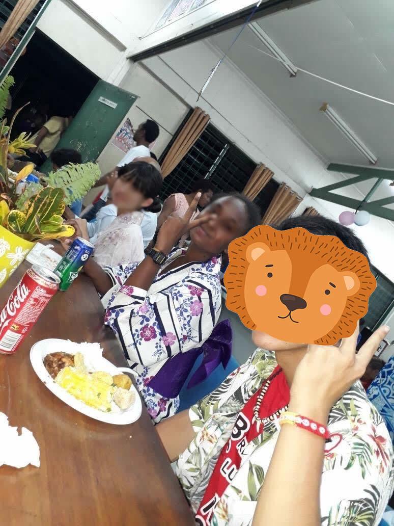パプアニューギニア6日目:お別れパーティー